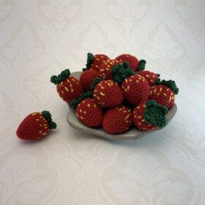 Virkade jordgubbar